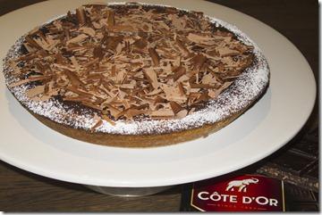 Chocolade Ricotta Taart